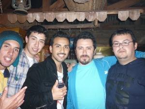 Funkshop, K-Bzon (Chancho en Piedra) y C. Quezada (Insomnia)